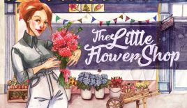 Jeu The Little Flower Shop - Kickstarter Little Flower Shop - KS Steve Finn