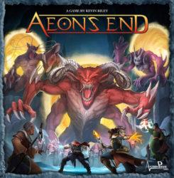 aeon's end-boite