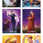 STEM : Epic Heroes – livraison avril 2018