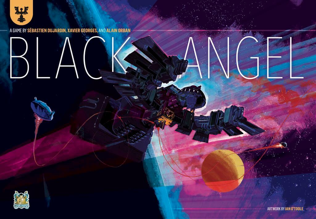 Précommander Black Angel (VF) chez Philibert