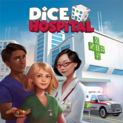Jeu Dice Hospital - Kickstarter Dice Hospital - KS Alley Cat Games