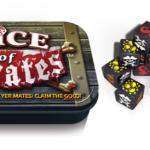 Dice of Pirates – par Thing 12 Games – livraison avril 2018
