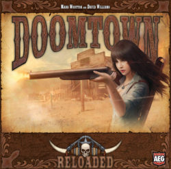 Doomtown Reloaded - There Comes a Reckoning