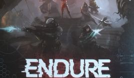 Jeu Endure the Stars - Kickstarter Endure the Stars 1.5 - KS Grimlord Games