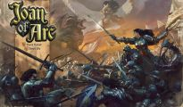 Jeu Jeanne d'Arc - Kickstarter Joan of Arc - KS Mythic Games