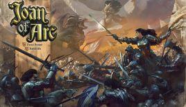 Jeu Jeanne d'Arc - Kickstarter Joan of Arc - KS Mythic Games