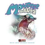 Jeu Monster Lands - Kickstarter Monster Lands - KS Second Gate Games (M-Lands)