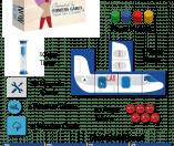 Jeu Now Boarding - Kickstarter Now Boarding - KS Tim Fowers