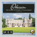 Obsession: nouvelle extension + reprint – par Kayenta Games – fin le 16 octobre