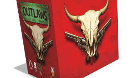 Jeu Outlaws Last Man Standing Kickstarter Outlaws - KS Holy Grail
