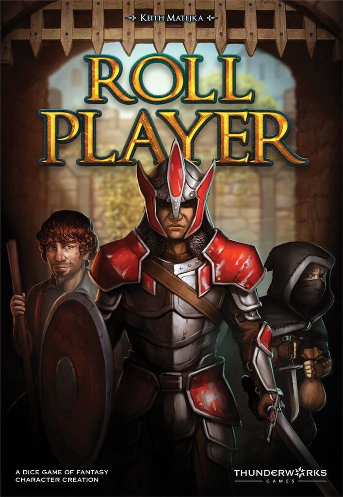 Jeu Roll Player par Thunderworks Games
