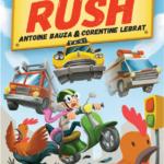 Rooster Rush – de Bauza & Lebrat – par Mayday Games – Livraison avril 2018
