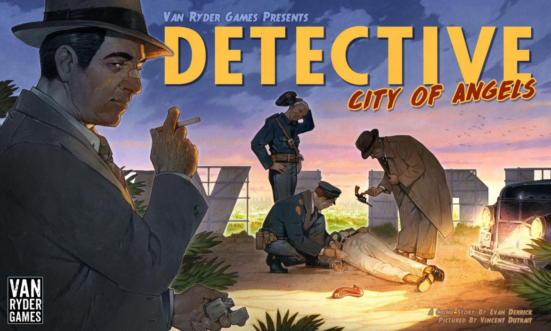 Detective - Van Ryder games