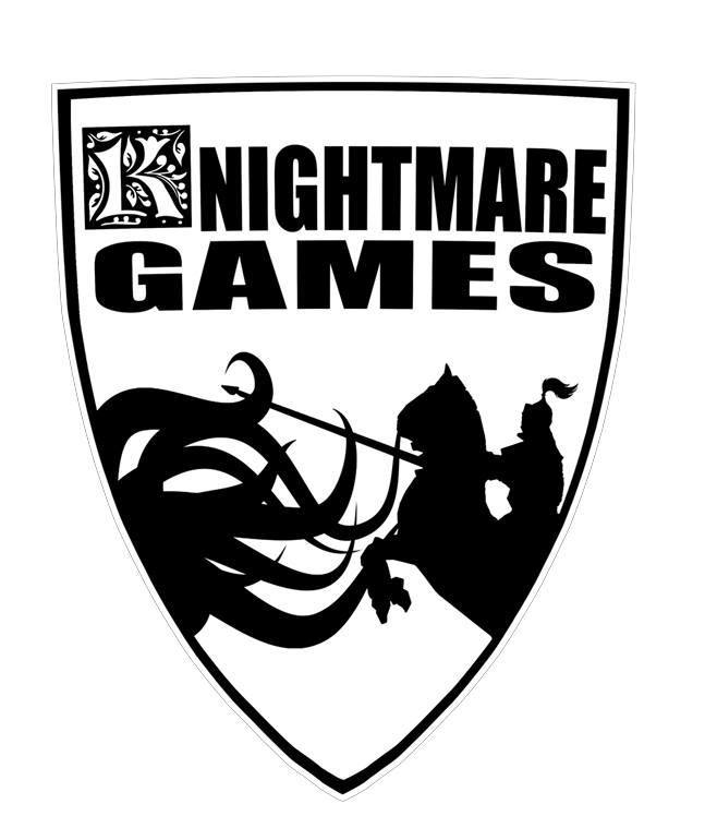 Knightmare Games - logo