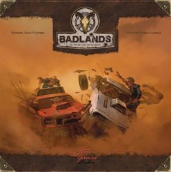 Badlands - Outpost of Humanity
