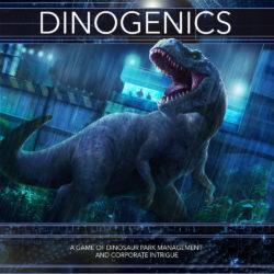 Jeu DinoGenics