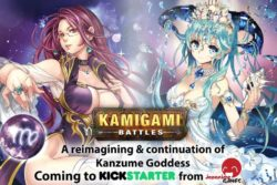 Kamigami Battles (Kanzume Goddess)