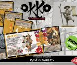 Jeu Okko Chronicle - Kickstarter Okko's Chronicles - KS The Red Joker