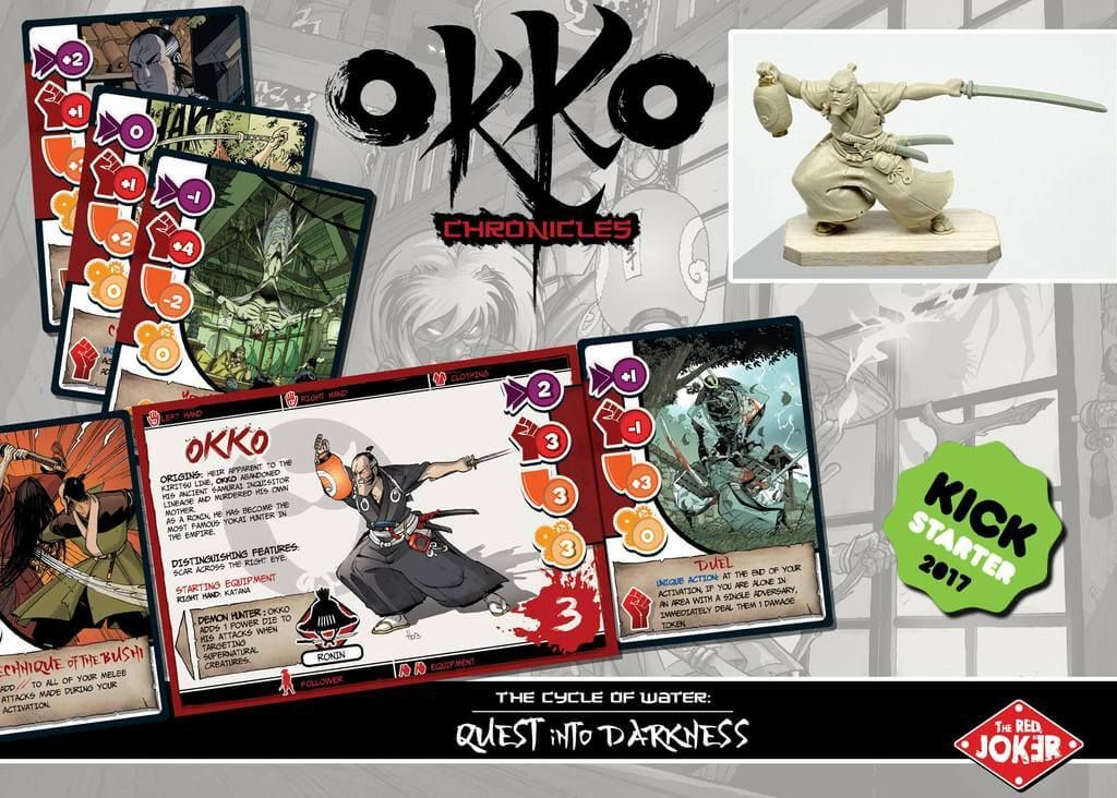 Okko Chronicles - Okko