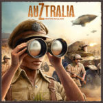 Jeu AuZtralia de Martin Wallace - Kickstarter AuZtralia de SchilMil Games - KS