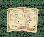 Jeu Chronicles of Frost - Kickstarter Mistfall Chronicles of Frost - KS NSKN