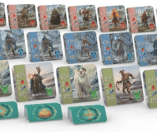 Jeu Chronicles of Frost - Kickstarter Mistfall Chronicles of Frost - KS NSKN
