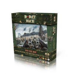 D-Day Dice - Boîte 2nde édition