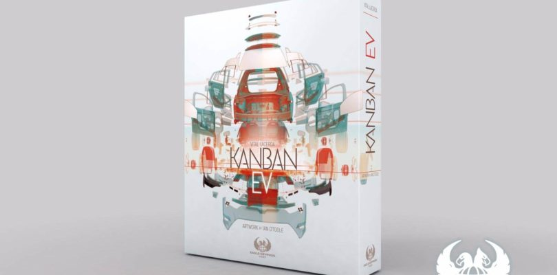 Jeu Kanban EV de Lacerda par Eagle-Gryphon Games