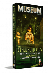 Museum - Achat optionnel - Cthulhu Relics