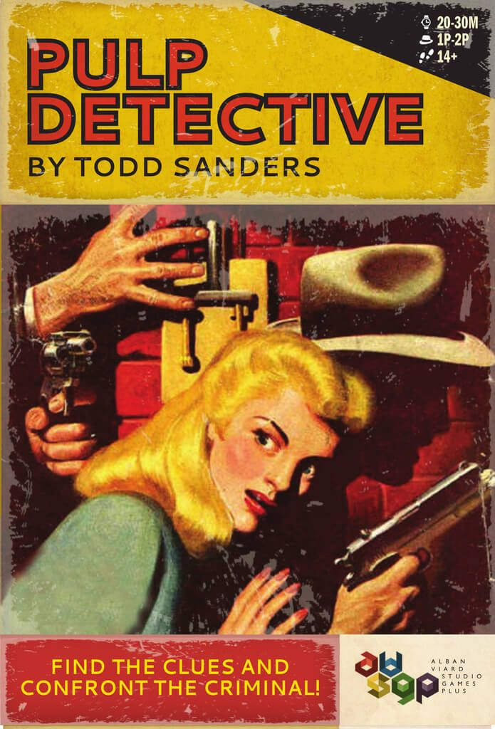 Pulp Detective par AVStudio