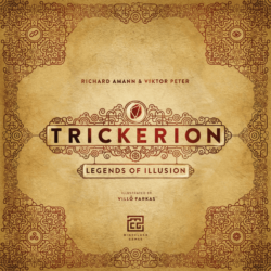 Trickerion - Legends of an Illusion