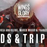 Tripods & Triplanes (Wings of Glory) – par Ares Games – fin le 20 décembre