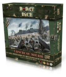 D-Day Dice en français - Nuts Publishing