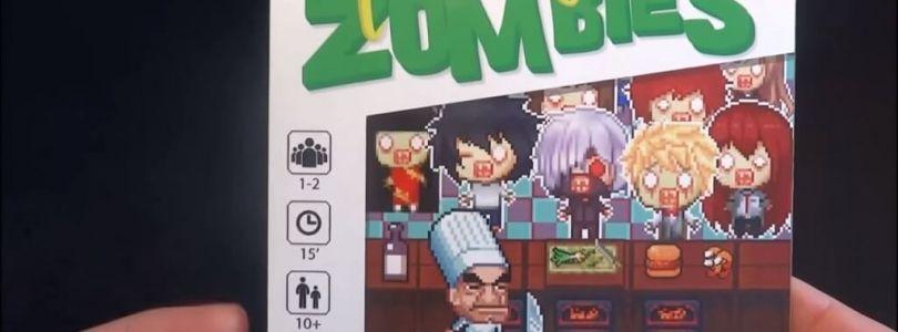 Feeding Zombie - vidéo règles proto deludik