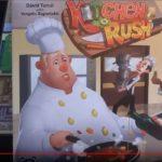 jeu kitchen rush - open the box video deludik