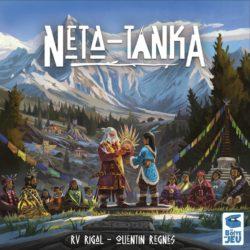 Jeu Neta-Tanka - Kickstarter Neta-Tanka de La Boîte de Jeu - KS