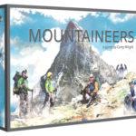 Mountaineers : A 3D Board Game – par Massif Games – fin le 8 déc.