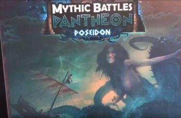 Extension Mythic Battles Pantheon - Poseidon