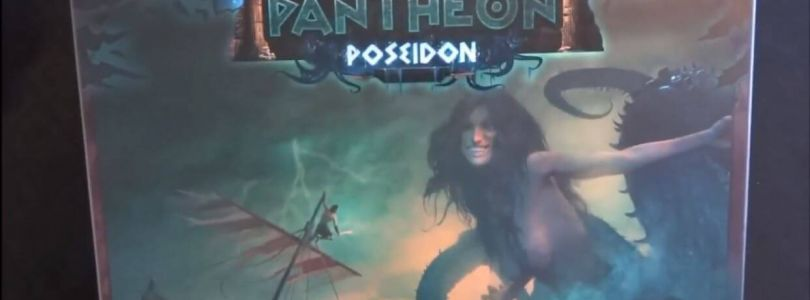 Extension Mythic Battles Pantheon - Poseidon