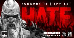 HATE (Eric Lang et Adrian Smith)