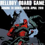 Hellboy- par Mantic Games- livraison Fevrier 2019