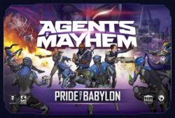 Agents of Mayhem - Pride of Babylon