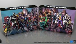 Jeu Batman - Gotham City Chronicles - Kickstarter Batman - KS Monolith