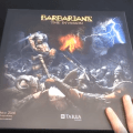 Barbarians the Invasion de Tabula Games - Unboxing par DéludiK