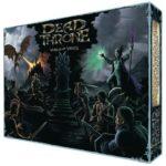 Dead Throne – par SharkeeGames – Reprint et kit VF sur KS, fin le 20 octobre