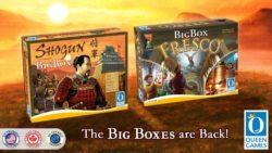 Fresco Big Box et Shogun Big Box