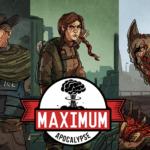 Maximum Apocalypse – par Rock Manor Games – Legendary Edition sur KS le 16 avril