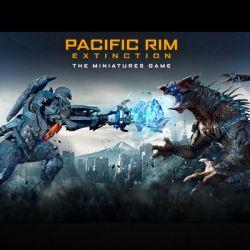 Pacific Rim Extinction - Cover