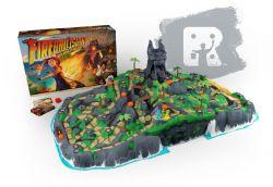 Fireball Island - jeu et plateau