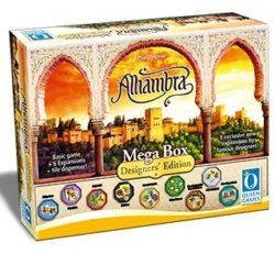 Alhambra - Designer's Edition - Mega Box